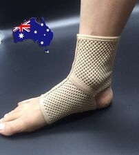 ANKLE SUPPORT BANDAGE SPORTS SUPPORT ELASTIC SPORTING STRAP WRAP GYM BRACE