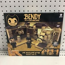 ULTRA RARE Bendy and the Ink Machine LEGO SET Ink Room