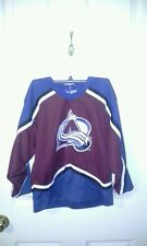 Colorado avalanche youth size large jersey