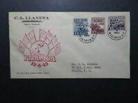 Philippines 1943 ITDLMSA Cacheted Cover  - Z10516