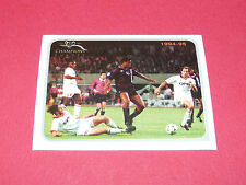 20 1995 AJAX AMSTERDAM AC MILAN UEFA PANINI FOOTBALL CHAMPIONS LEAGUE 2005 2006