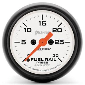 AUTO METER 2-1/16 Rail Press. Gauge - Dodge Diesel Truck P/N - 5786