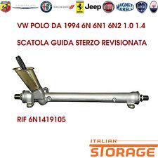 VW POLO BJ 1994-1999 tutta GARAGE AUTO TELONE * 6n1