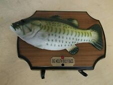 New listing Big Mouth Billy Bass 1999 Singing. Does not work with batteries A6