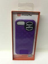 XtremeMac IPP-TWN-43 Tuffwrap Case for iPhone 5/5s -Grape Jelly