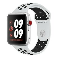 38mm Apple Watch Nike Series 3 Silicone Strap 16gb Factory Unlocked 4g