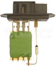HVAC Blower Motor Resistor fits 2001-2007 Dodge Caravan,Grand Caravan  DORMAN OE