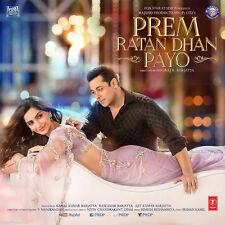 Prem ratan Dhan PAYO - Bollywood ORIGINAL BANDE SONORE CD