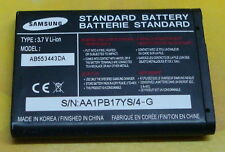 OEM AB553443DA Battery Samsung SGH-C416 C417 A736 A737 OEM AB553443DA Battery