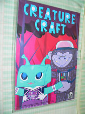 Creature Craft  Taco Bell  Kids Meal c.2012   Mars High