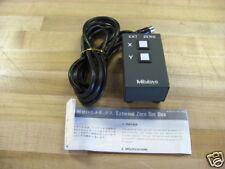 Mitutoyo 936552 Zero Set Box  2-Axis, Mitutoyo 936552 NOS