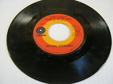 Wynn Stewart You Can't Take It With You/Hello Little Rock 45 RPM Capitol Records
