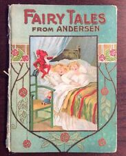 Fairy Tales From Anderson (Undated, Hardcover) Anderson PreOwnedBook.com