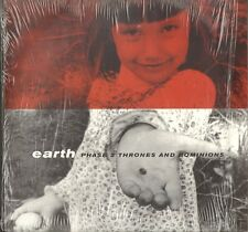 EARTH Phase 3 Thrones & and Dominions 2 LP 1995 DYLAN CARLSON
