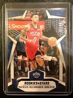 RARE! NICKEIL ALEXANDER-WALKER 2019-20 Chronicles Rookies And Stars ROOKIE /99