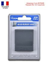 Adaptateur Carte Mémoire SD SDHC WiiSD / WiiKey Nintendo Wii GC GameCube