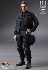 HOT TOYS 1/6 THE DARK KNIGHT MMS182 JIM GORDON SWAT SUIT VER MASTERPIECE FIGURE