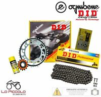 KIT TRASMISSIONE PREMIUM DID CATENA CORONA PIGNONE BETA RR 125 ENDURO 2006 2007