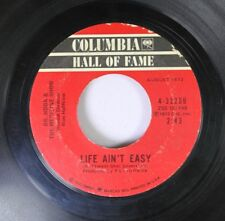 """Rock 45 Dr. Hook & The Medicine Show - Life Ain'T Easy / The Cover Of """"Rolling S"""