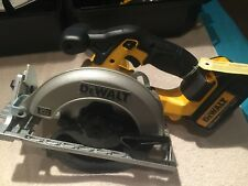 "DeWalt DCS391P1 20V MAX Cordless Lithium Ion 6-1/2"" Circular Saw Kit NEW !"