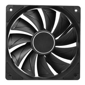 4-Pin 120MM 1800RPM PWM PC Case Fan Speed Adjustable High Airflow CPU Radiator