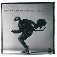 Bryan Adams Cuts like a knife (1983) [CD]