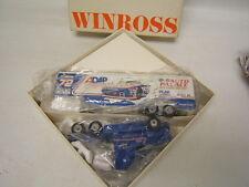 Winross Auto Palace ADAP Racing Team #72 Ken Bouchard Transporter 1/64 MIB