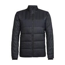 Icebreaker Stratus LS Zip Hood Real Tree Jacket RT Max-1 IB Orange L