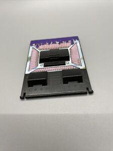 Teenage Mutant Ninja Turtles TMNT Technodrome Hatch Door Part Black 1990 Rare 1!