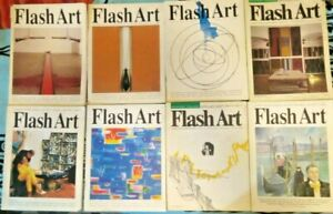 Flash Art,  VARI NUMERI