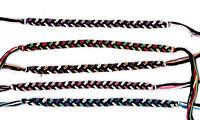 lot de 5 bracelet bresilien
