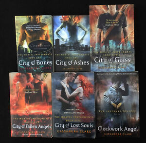 Cassandra Clare Collection - 6 Books