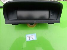 Peugeot 307 dash clock 9664222280