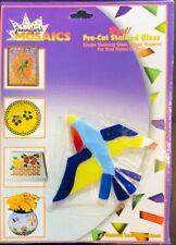 Jennifer Mosaics Blue Bird Pre-Cut Stained Glass Pack Mini Kit New