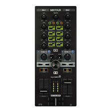 Reloop Mixtour All-In-One DJ Controller Audio Interface iOS Andriod Mac djay 2