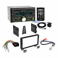 Pioneer Car Radio Stereo + Dash Kit Harness for 2001-2006 Ford Lincoln Mercury