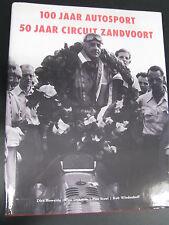 NBI Book 100 Jaar Autosport 50 jaar circuit Zandvoort, Buwalda, Dijkman, Stoel