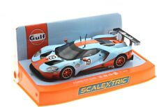 Scalextric 4034 Ford GT GTE Gulf Edition HD