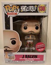 Funko Pop! Rocks - J Balvin #136 Limited Edition