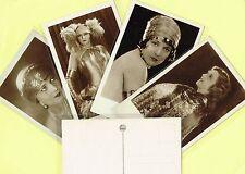 IRIS VERLAG (Austria) - 1920s Silent Film Star Postcards #669 to #834