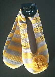 Harry Potter Ladies Mule Slippers ABS Socks 36-37-38 39-40-41-42