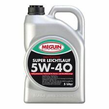 Meguin megol Motorenoel Super Leichtlauf SAE 5W-40 (vollsynthetisch) - 5 Liter