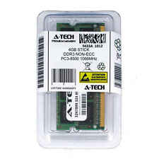 Atech 4GB SODIMM DDR3 Laptop PC3-8500 8500 1066MHz 1066 204-pin Ram Memory