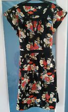 Therapy Floral Dress Back Tie Size 10