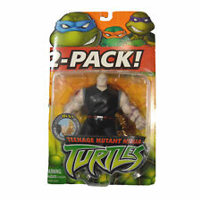 NEW TEENAGE MUTANT NINJA TURTLES Hun RARE TMNT 2003 Mirage Action Figure Turtles