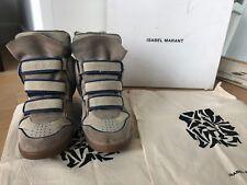Isabel Marant Tony's Sneaker Marine Size 37