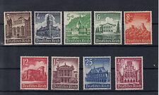 5946 ) GERMANY 1940 - Winter Welfare Organization Buildings