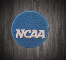 NCAA Blue Logo embroidery iron on All Sports patch Football Basketball Baseball