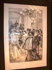 Milano nel 1904 Teatro Alla Scala Composizione di Lodovico Marchetti