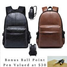 Leather School Zipper Bags & Handbags for Women